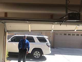 Garage Door Won T Work Contact Our Repair Technicians In